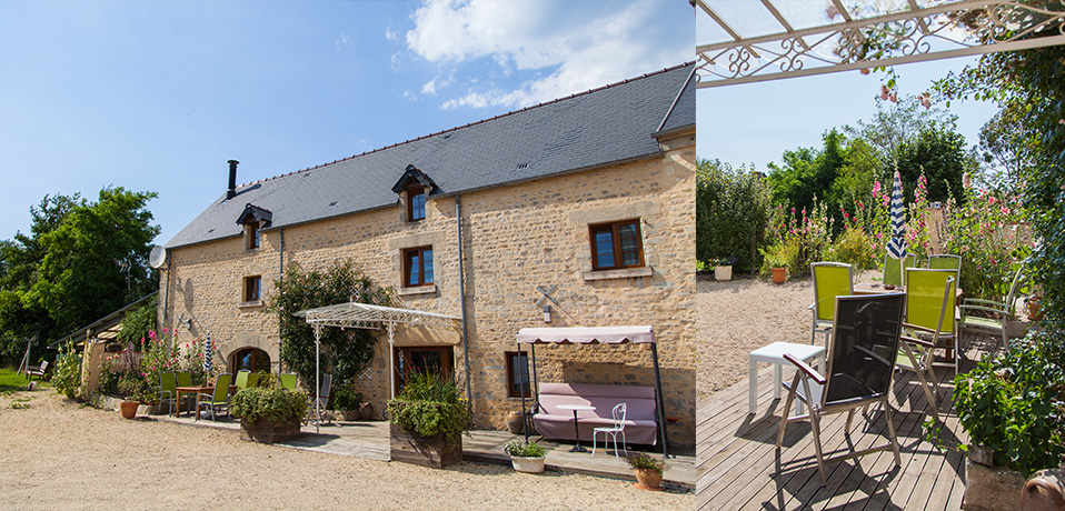 Discover our Bed and Breakfast guesthouse -  La Ferme aux Chats
