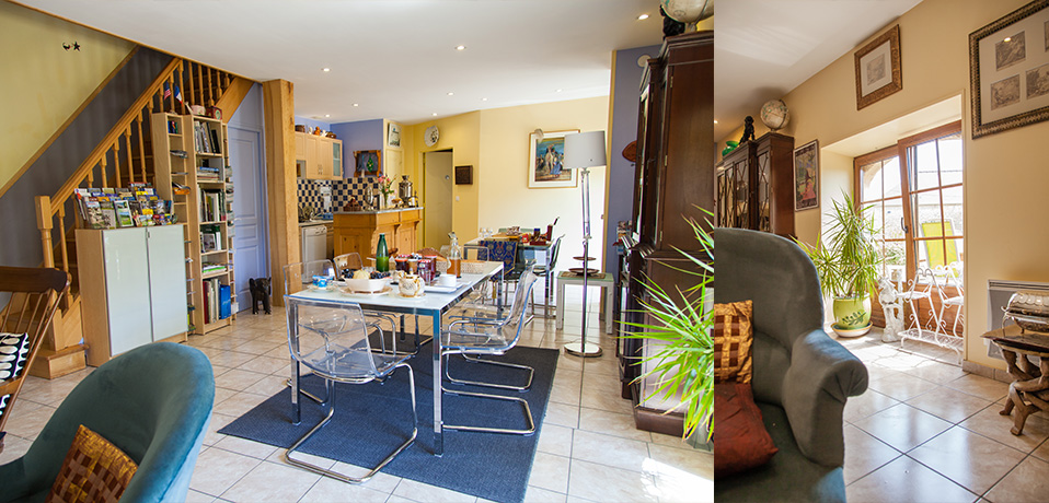 Our guesthouse has been voted best B and B in France 2010/2011 by Bedandbreakfast.com